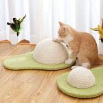 Avocado Cat Scratcher