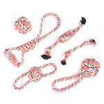 pink ropes set of 6